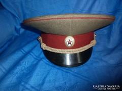 Régi szovjet katonai tányérsapka