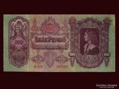 100 PENGŐ GYÖNYÖRŰ ÁLLAPOTBAN 1930-BÓL
