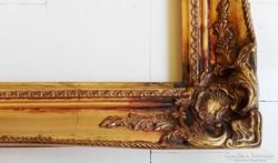 Blondel keret antikolt 30x40cm Új