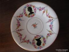 Meisseni árnyképes tányér