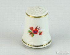 0L435 Hollóházi porcelán gyűszű