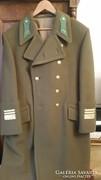 Tiszti Posztó kabát alezredesi