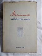 Majakovszkij Válogatott versei 1948