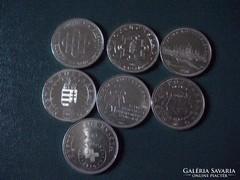 50 Forint 7db