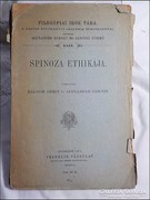 Bernát - Bánóczi : Spinóza Ethikája 1919