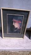 Pető János festmény, zsűrizett