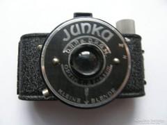Fényképezőgép JUNKA 1938
