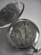 Tissot Locle ezüst zsebóra