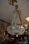 Kristály függős lámpa