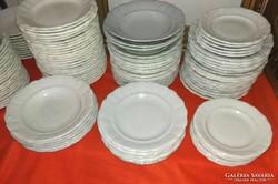 Zsolnay tányér 18db hiánypótlásra