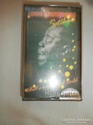 Louis Armstrong-SATCHMO-What a wonderful world- MC - kazetta