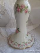 Limoges porcelán  gyertyatartó