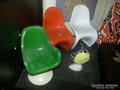 V.Panton ..mini-székek.