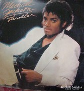 Michael Jackson:Thriller című bakelit lemez
