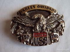 Harley Davidson öv csat USA