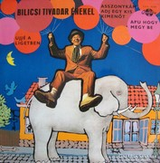 Bilicsi Tivadar énekel bakelit lemez