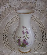 Ibolyás váza