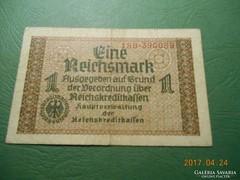 NÉMET 1 REICHSMARK (1940-45)