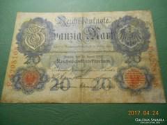 1910 / 20 MÁRKA