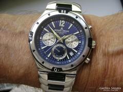 Jacques Lemans Chrono Sport svájci férfi óra