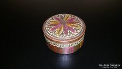 Meseszép,antik indiai réz doboz
