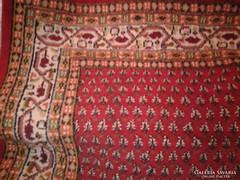 Kézi csomózású sarough régi perzsaszőnyeg keleti szőnyeg