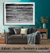 Kálvári József – Terelem a csendet