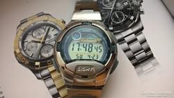 Szép Casio óra eladó, közel féláron