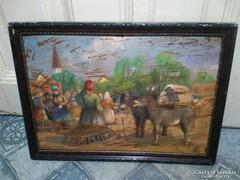 Vidéki vásár