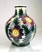 0K237 Jelzett régi Württemberg porcelán váza 22 cm