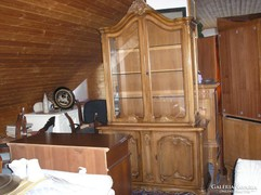 Warrings vitrines szekrény 120x205x45cm