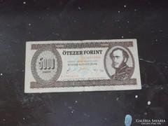 Régi ötezer forint