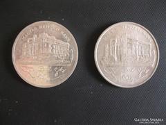 2 db ezüst 200 Ft 1993-94