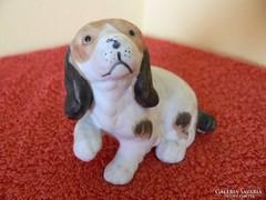 Kerámia kutya, kutyus figura