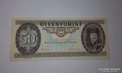 50 Forint 1989-es ropogós szép  bankjegy !