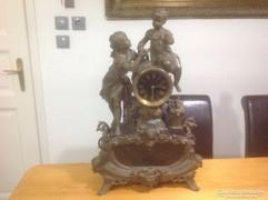 Francia nagy kandaló óra