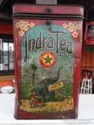 Óriás méretű teásdoboz