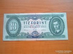 10 FORINT 1962