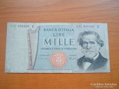 OLASZ 1000 LÍRA 1975