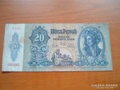 20 PENGŐ 1941 C115