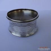 Antik 13 latos szalvétagyűrű--