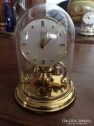 Vintage régi schatz óra forgóingás működőképes