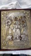 Orosz ikonfestő: Krisztus imádása
