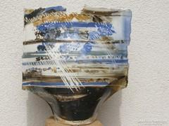 Porcelán váza (Szekeres Imre )