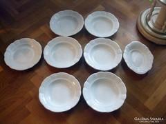 8 db régi tányér olcsón