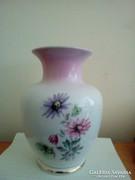 Búzavirágos Hollóházi váza