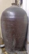 Hatalmas kőagyag edény váza