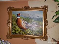 Dabronaki Károly csodálatos Festménye