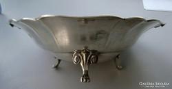 Dianás 800-as - Ezüst kínáló tál, asztalközép