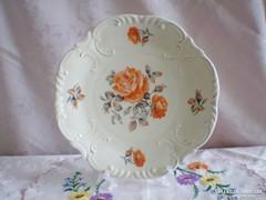 Antik Bavaria porcelán süteményes kínáló tál